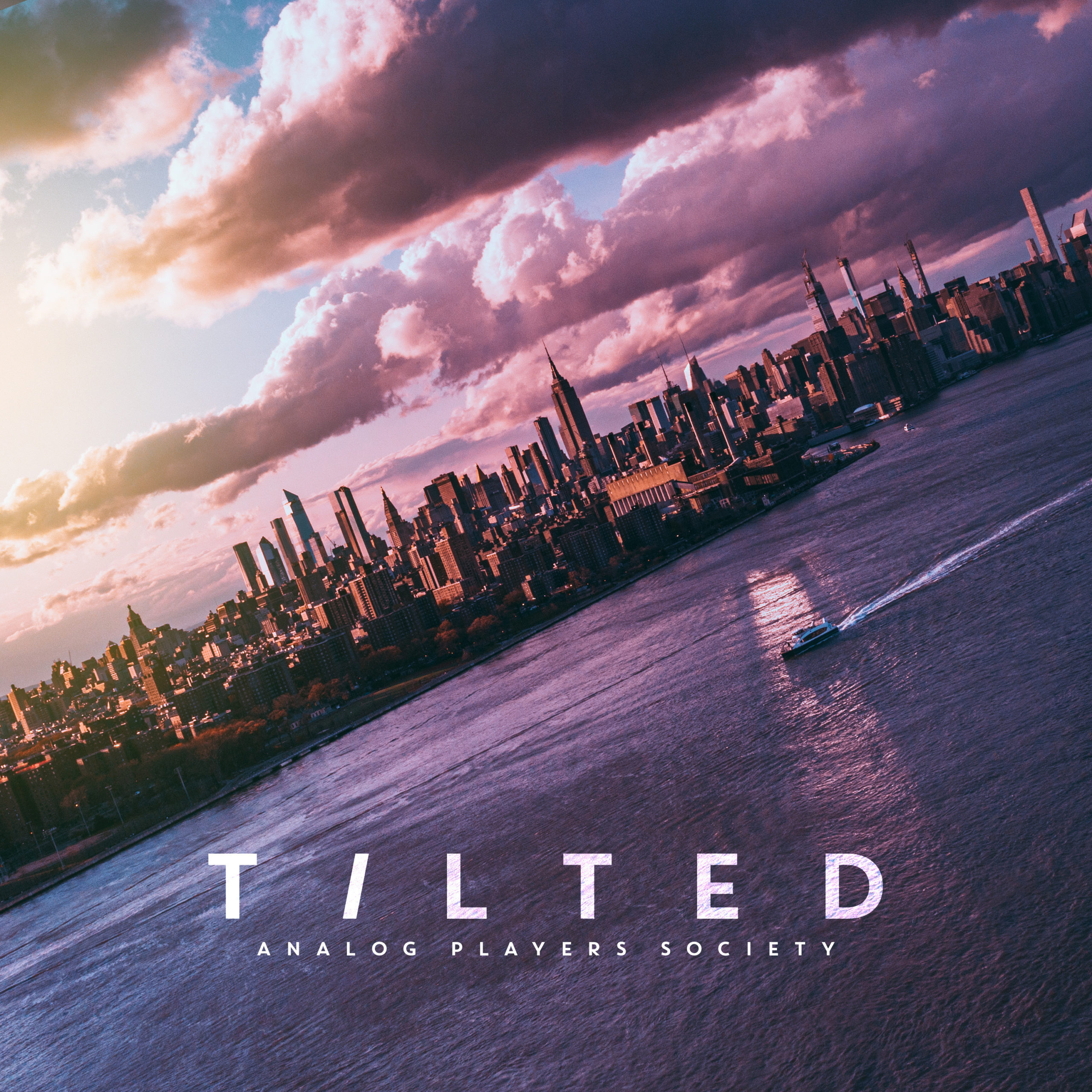 ANALOG PLAYERS SOCIETY ANNOUNCES TWO NEW RELEASES TILTED (AUG. 28 ...