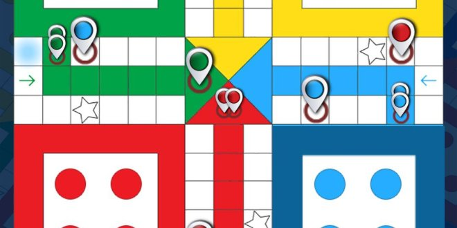 The amazing game LUDO KING MOD APK v5.1.0.156: Premium Unlocked, Unlimited coins, and sixes