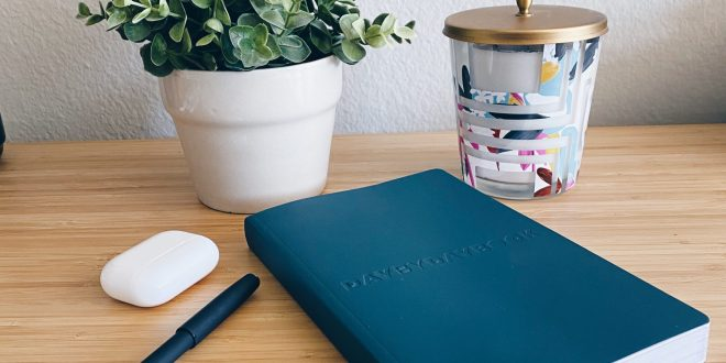 Day by Daybook – Putting Well-being Ahead of Productivity