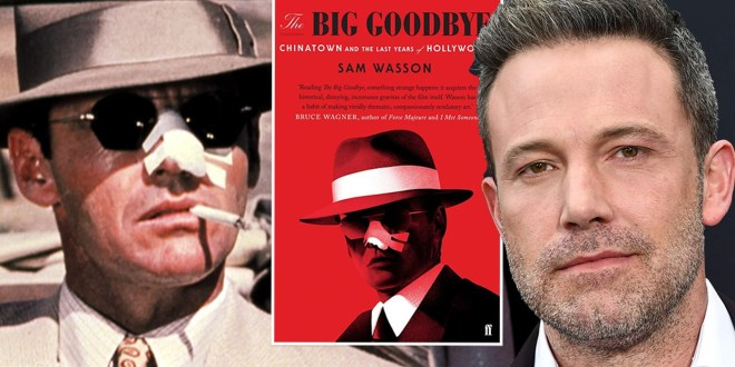 "Ben Affleck Heads to ""Chinatown"" for Next Movie"