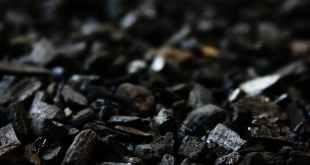 black charcoals