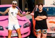 Lacclan Gottfried Took Revenge on Jackson O'Doherty – Painted his whole car Pink
