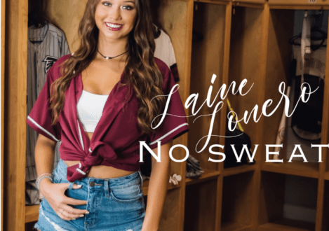 "LAINE LONERO RELEASES DEBUT SINGLE ""No Sweat"""