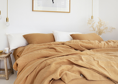 Everything to know about linen bed sheets
