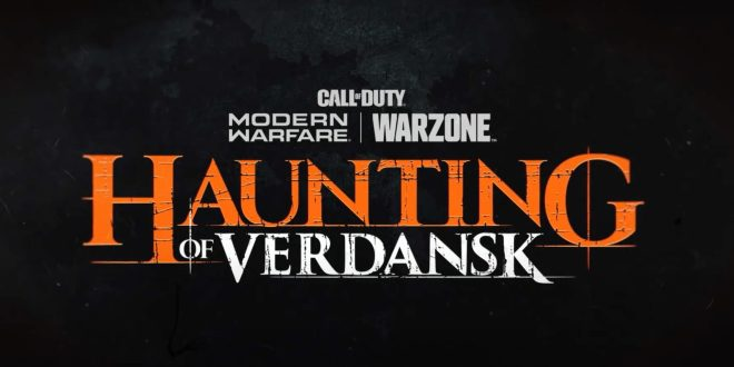 The Haunting of Verdansk Descends Upon Warzone and Modern Warfare