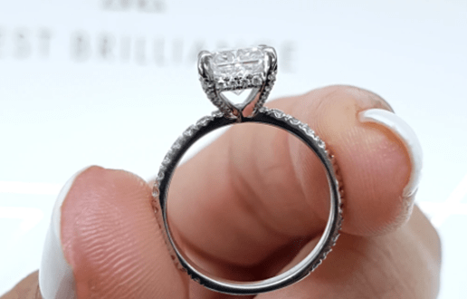 <strong><u>Are Lab Grown Diamonds the Millennial's Best Friend?</u></strong>