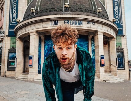 Tom Grennan to perform exclusive virtual show live from O2 Academy Brixton