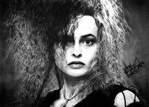 Helena Bonham Carter - 6/7 horas de trabalho