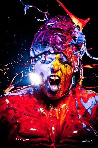 Sexual Color por Gabriel Wickbold