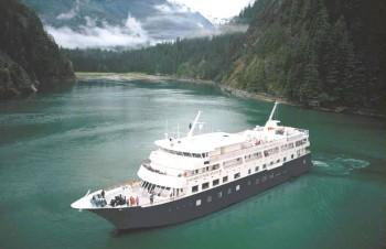 Luxury Alaska cruise for gay and lesbian travelers