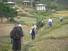 Bhutan gay travel