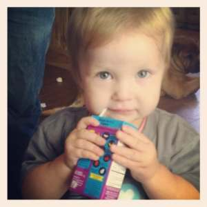 Odwalla Smoothies for my Lucy!