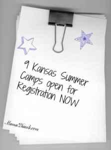 9 Kansas summer camps open for registration