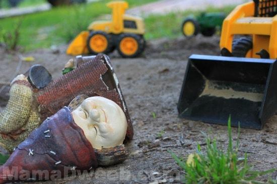 Digging in dirt 2