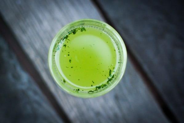 Minty Limeade Recipe