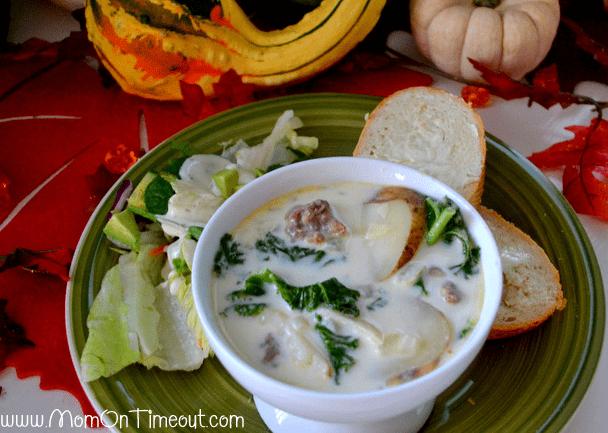 Copycat Olive Garden Soup