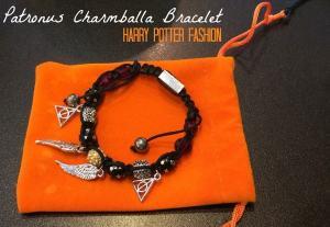 Harry Potter-inspired bracelet