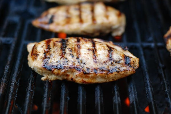 juicy grilled chicken recipe