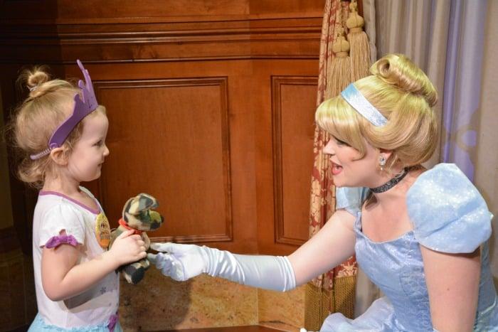 WDW Lucy Cinderella