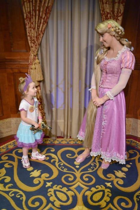 WDW Rapunzel