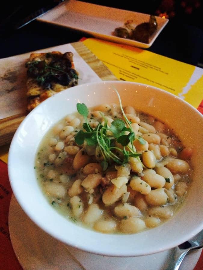 Rosemary beans