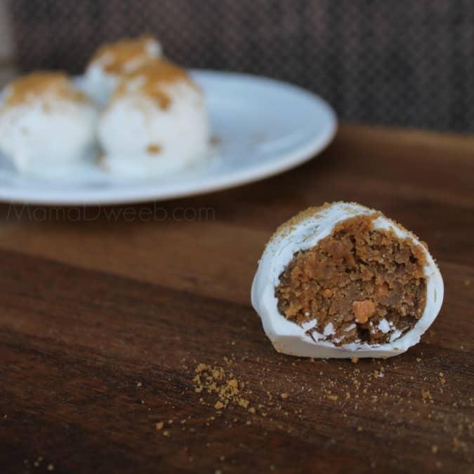 scrumptious butterscotch truffles recipe