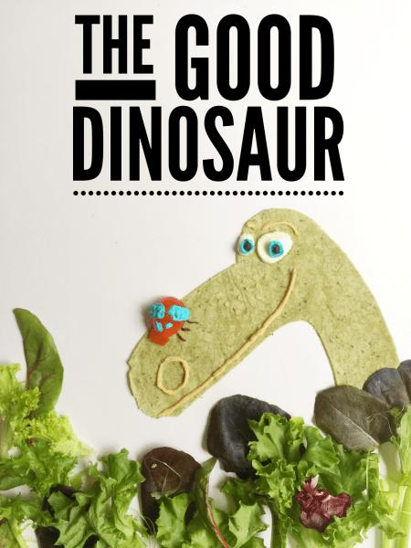 The Good Dinosaur Snack Tray