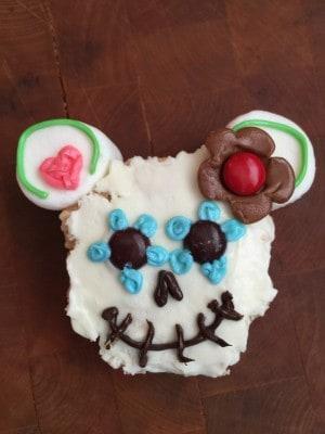 Halloween Mickey