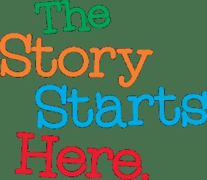 #TheStoryStartsHere – Children Teaching Children to Love Reading