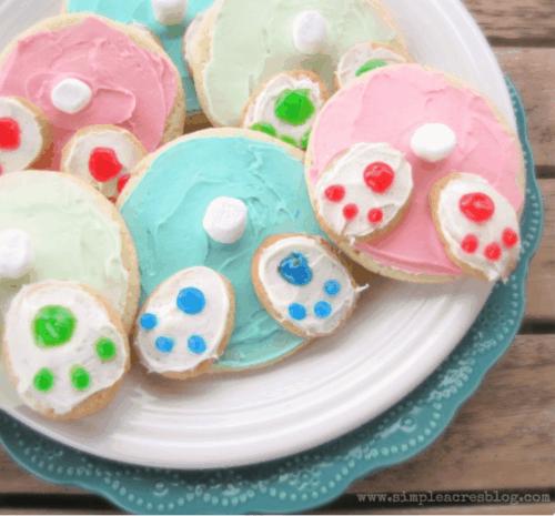 Bunny Bottom Cookies