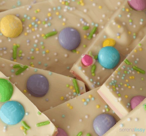 Easter Bark Recipe