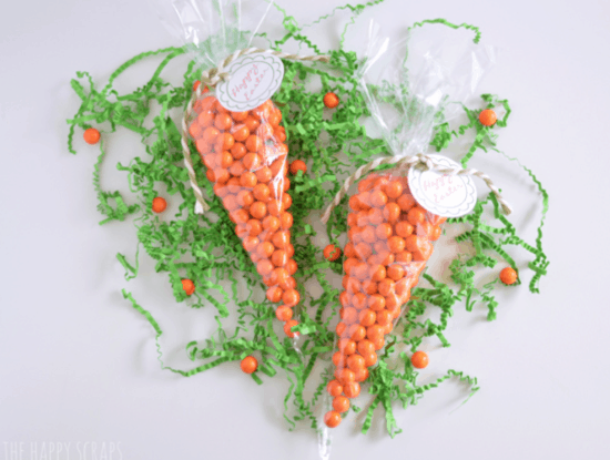 easter carrot craft