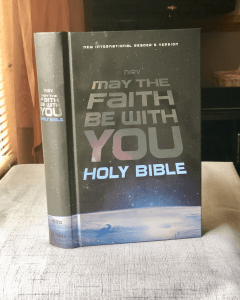 May The Faith Be With You – Space Themed Bible For Kids