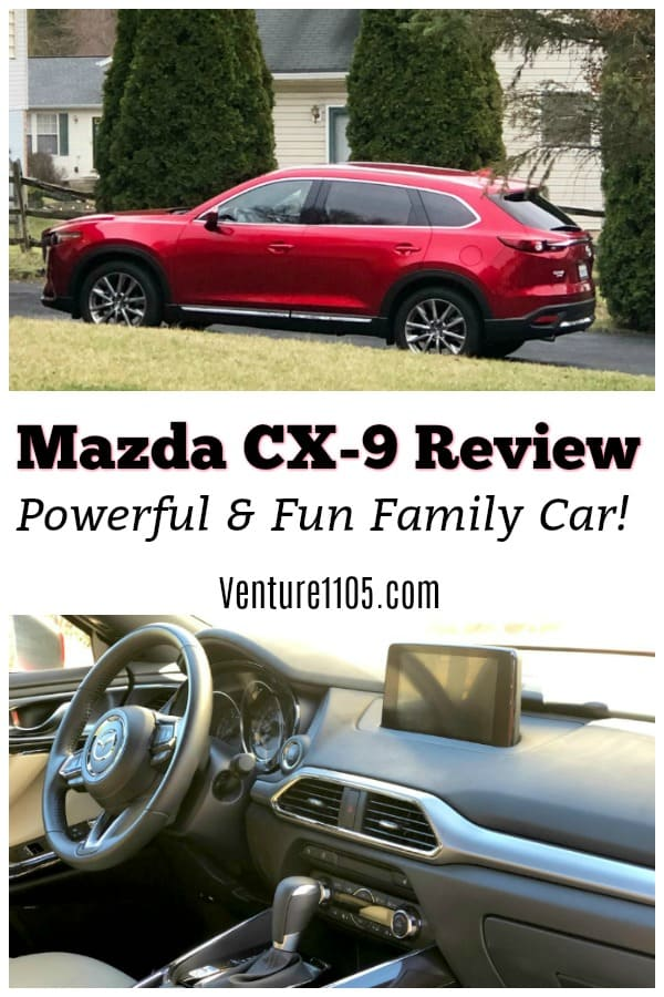 2018 Mazda CX-9 Grand Touring Review