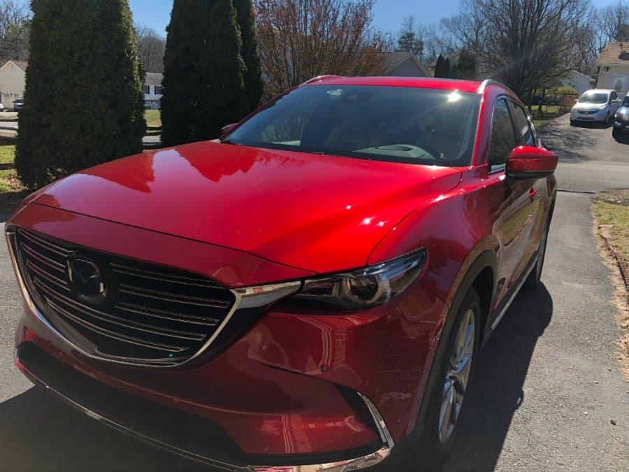 2018 Mazda CX-9 Grand Touring Edition