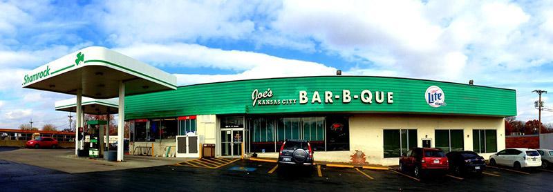 Joes Kansas City Barbecue