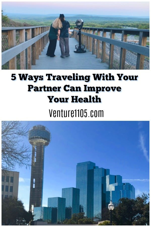 Traveling With Your Partner is Great for your Health