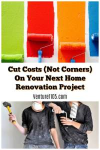 Cut Costs (Not Corners) On Your Home Renovation Project