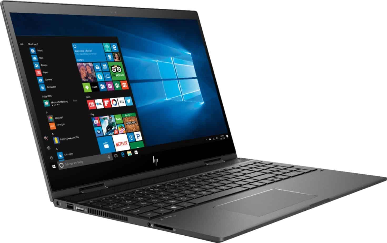 HP Envy x360 Laptop from Best Buy