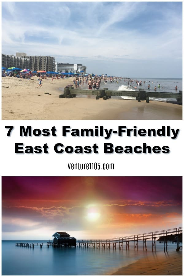 7 Most Family-Friendly East Coast Beaches