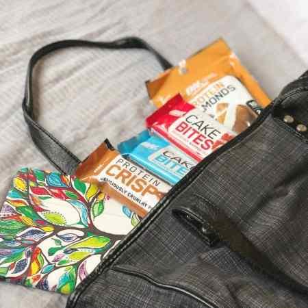 Optimum Nutrition Travel Snacks