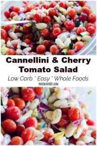 Cannellini & Cherry Tomato Salad Recipe