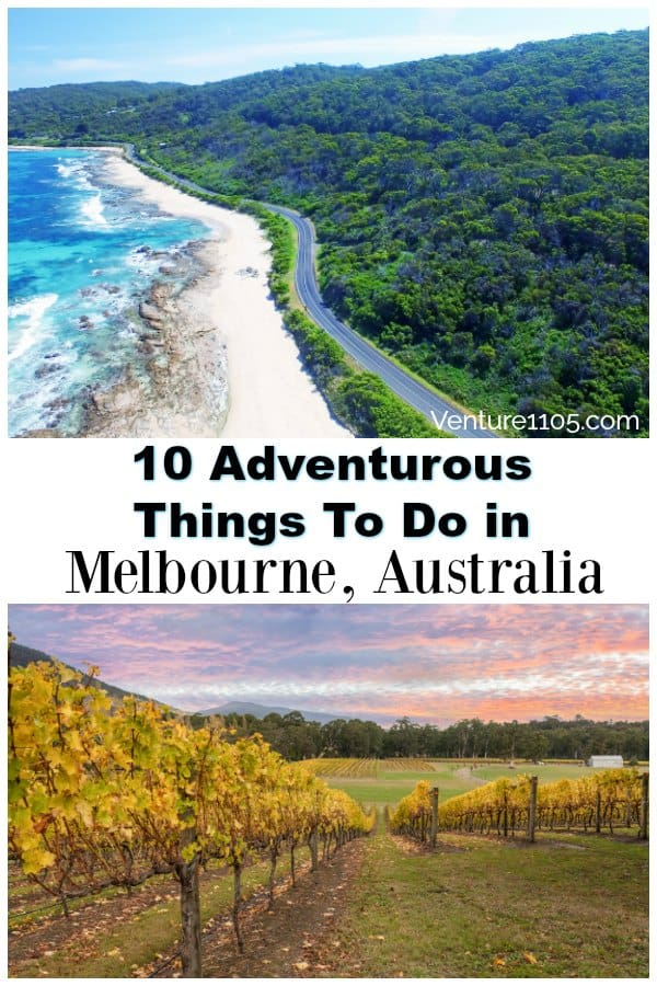 10 Adventurous Things to Do in Melbourne, Australia