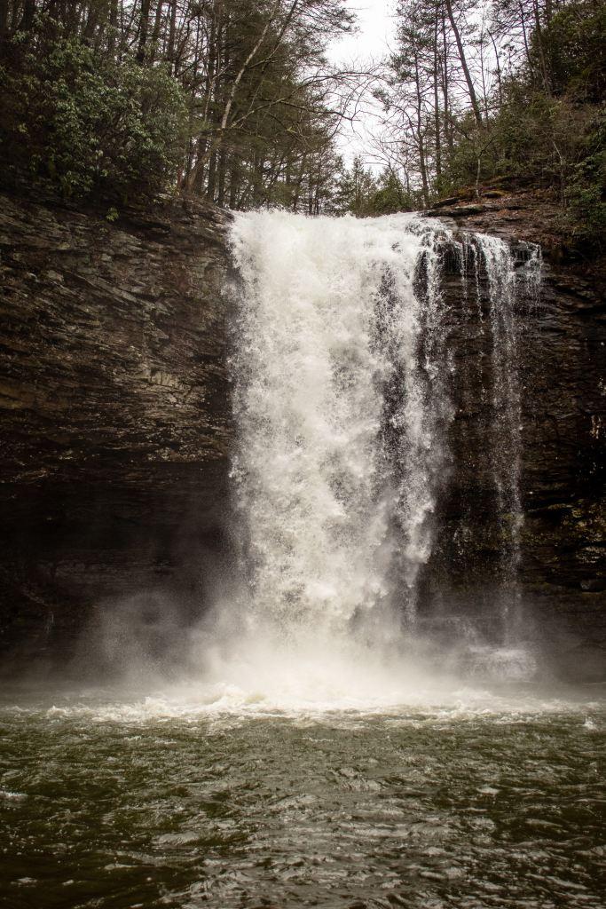 Cherokee Falls, Georgia
