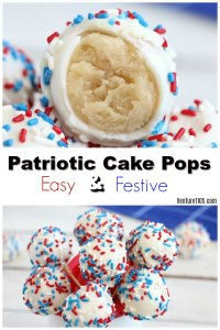 Crazy-Easy 4th of July Cake Pops: Festive & Fun!
