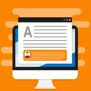 WordPress author box plugin