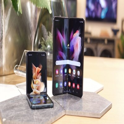 Upcoming new offering by Samsung in fold and flip category : Galaxy Z Flip3 5G & Galaxy Z Fold3 5G