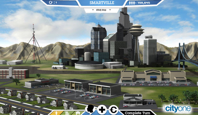 IBM Launches Smarter Planet Game CityOne GamesBeat