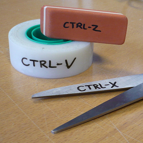 cut+copy+paste in rl