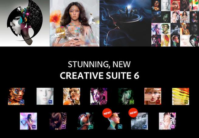 Adobe CS6 -1